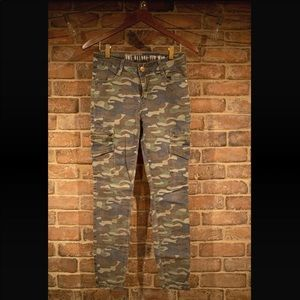 Cotton On Army Fatigue Jeggings